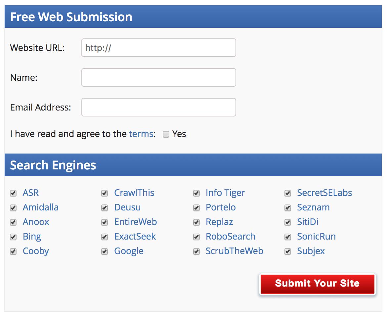 Pénalisation d'indexation par sites douteux